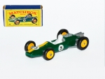 LOTUS RACING CAR  No. 19D5